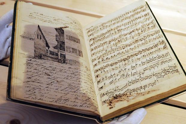 Mendelssohns-Hochzeitsreise-Tagebuch-in-Freiburg-zu-sehen